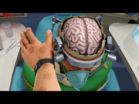 BRAIN SURGERY GONE WRONG?!