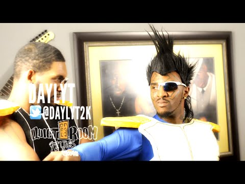 Quietroombattle queenzflip - Daylyt Vs Zo Green Vs Pep (dragon Ball Z Edition) video