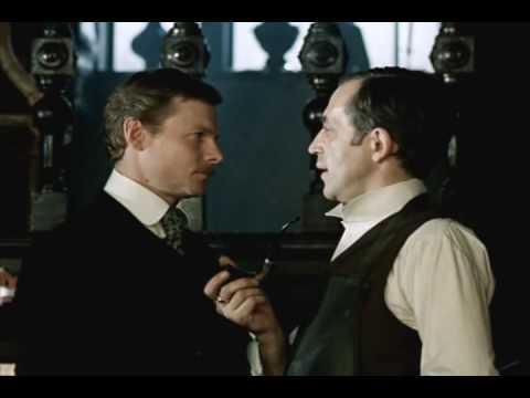 Оригинальные приключения Шерлока Холмса (Эпизод 1 )