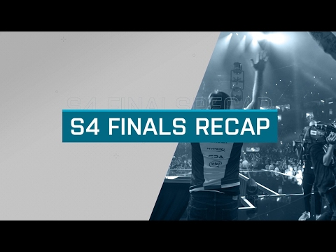 Pro League - Season 4 Finals Recap