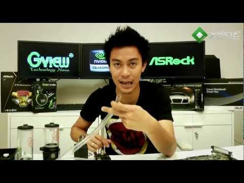 OverclockZone TV EP.153 : มารู��ั��ั� Water Cooling Set # 1(HD)