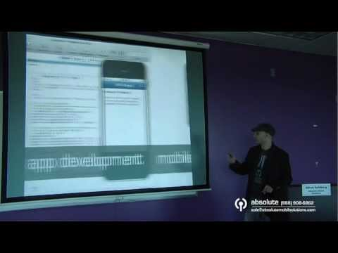Mobile Design and Development Open House Part 4