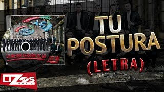 Download Lagu BANDA MS - TU POSTURA (LETRA) Gratis STAFABAND