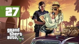 Grand Theft Auto 5 - Walkthrough - Part 27 - A Nice Game Of Golf