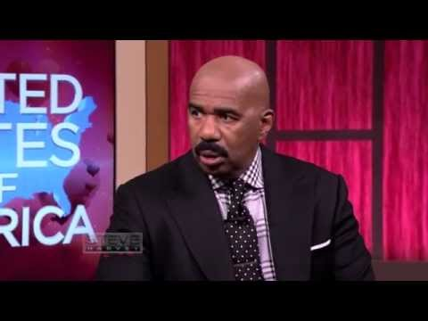 """Wait, What? Steve Harvey Gives Some Advice To A Woman Who Says She Just Wants Somebody To """"Make Her C**chie Talk."""" (Video)"""