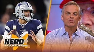 Cowboys should still feel good after loss, Chiefs are much too reliant on Mahomes | NFL | THE HERD