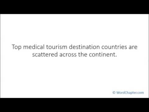 Reputation of Medical Tourism in India for Total Cure