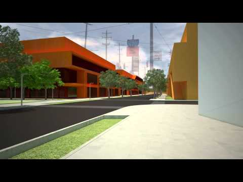Columbus State Community College Master Plan Animation