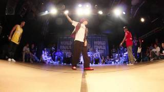 KITE vs BIONIC - UK Champs Popping Quarter Final 2011