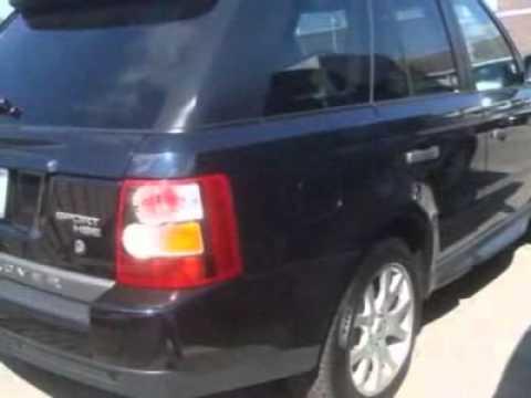 2008 Land Rover Range Rover Sport HSE SUV – Creve Coeur, MO