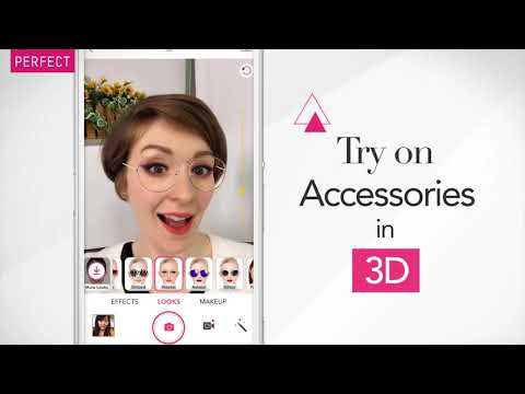 YouCam Makeup - Magic Selfie Makeovers APK Cover