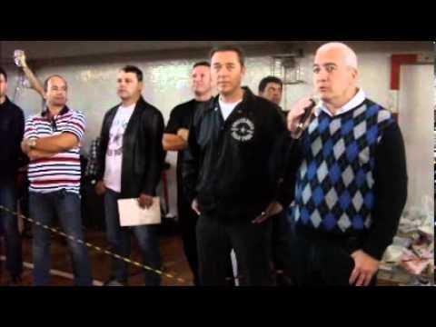 6º Aulão Nacional da Chute Boxe lota ginásio em Curitiba