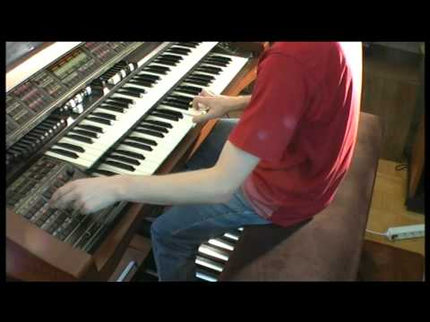 """Multi Orchestral Organ Sound"" - Medley"