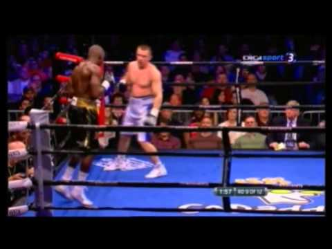 Tomasz Adamek vs Steve Cunningham II WALKA Fight 9 Round 22-12-2012 Boxing
