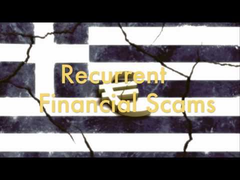 The Greek Crisis (Documentary Project for Global Economy 200 Class)