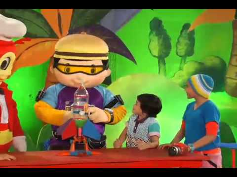The Jollitown Kids Show Ep4 - Yum Launches Rocket video