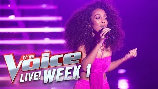 Fasika Ayallew - 'Young Hearts, Run Free' | The Voice Australia 2017