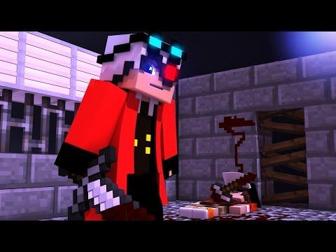 Я убил Теросера в Майнкрафте. Маньяк - (Minecraft Murder Mystery)