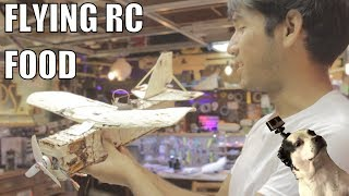RC Airplane Made of FOOD (with William Osman)