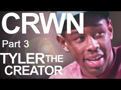 Tyler The Creator Keeps Old Friends and Produces for his Idols: CRWN with Elliott Wilson Ep. 1 Pt. 3