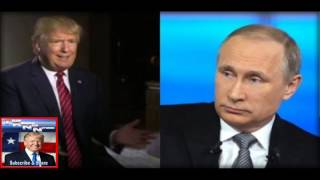 Trump Just Promised to Lift ALL Russia Sanctions If Putin Does This One Thing For Him