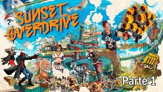 Sunset Overdrive Walkthrough - Parte 1 - Español