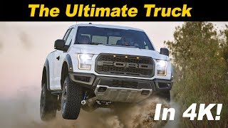 2017 Ford Raptor Review and Road Test In 4K UHD!