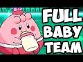 FULL BABY POKEMON TEAM! thumbnail