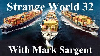 International Shipping Expert: The routes are Flat - Flat Earth SW32 - Mark Sargent ✅