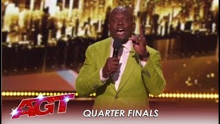 AGT Live Show DARAMTIC Intro By Terry Crews! AGT VOTE IS OPEN! | America's Got Talent 2019