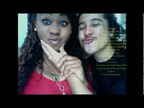 Latinas dating black man
