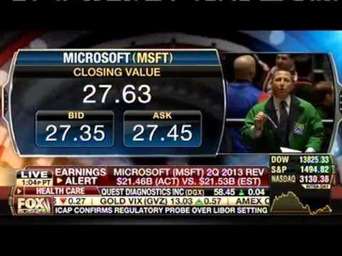 Trading Advantage Scott Bauer Fox Business