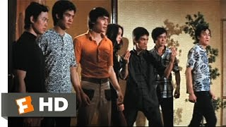 The Way of the Dragon (5/8) Movie CLIP - Friends and Enemies (1972) HD