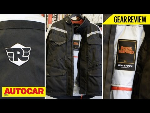 Royal Enfield Darcha Touring Jacket | Gear Review | Autocar India