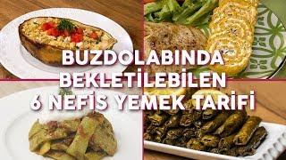 Buzdolabında Bekletilebilen 6 Nefis Yemek Tarifi (Seç Beğen!)   Yemek.com