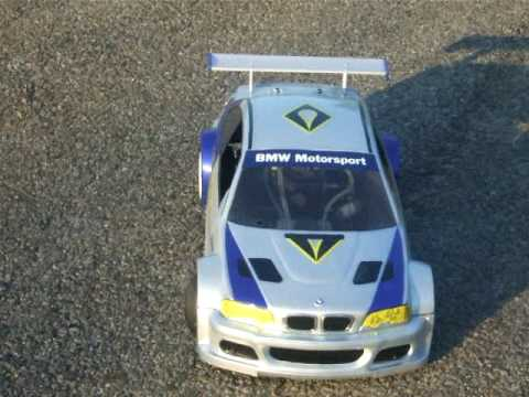 FG Sportsline 08 BMW M3 GTR 1/5 Large Scale Onroad Team Liquid Ice car