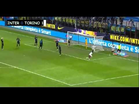 Inter 0-1 Torino (All Goals) 25/01/15
