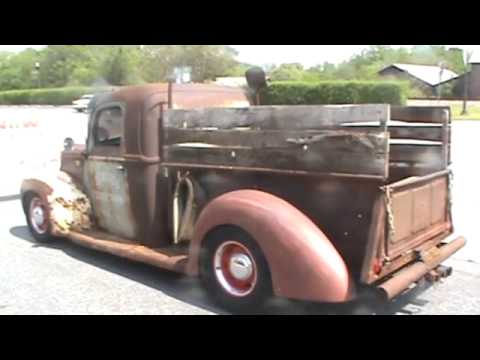 1941 Ford Pick Up with a 540 engine