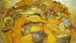কুমড়া এবং মুলা দিয়ে কৈ মাছের চরচরি  || Kumra ebong Mula die koi macher Chorchori Recipe