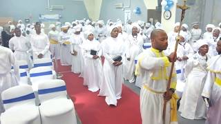 Ordination of Elder Sisters and Brothers
