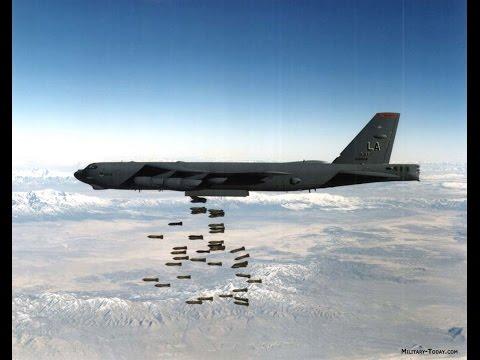 Три бомбардировщика В 52 США будут патрулировать западную границу России