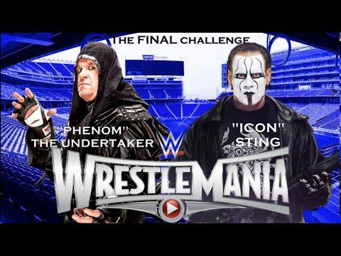 The Undertaker Vs Sting [wrestlemania 31 Promo] - The Final Challenge video