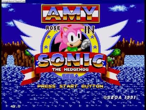 Sonic Hacks: Some New Characters in Sonic 1