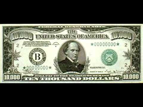 one dollar bill to infinity dollar bill youtube
