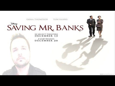 AL ENCUENTRO DE MR.BANKS (Saving Mr.Banks) - Crítica - Review - John Doe - Emma Thompson - Hanks
