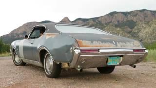 1968 Olds Cutlass - Mountainside Cruise