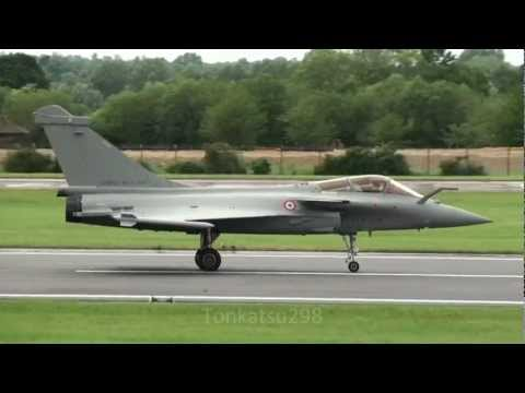 Rafale French Air Force RIAT 2012