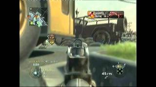 Ace with Mp5k in Nuketown