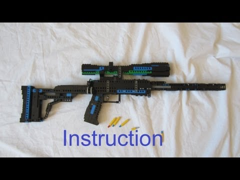 Lego HPR instruction