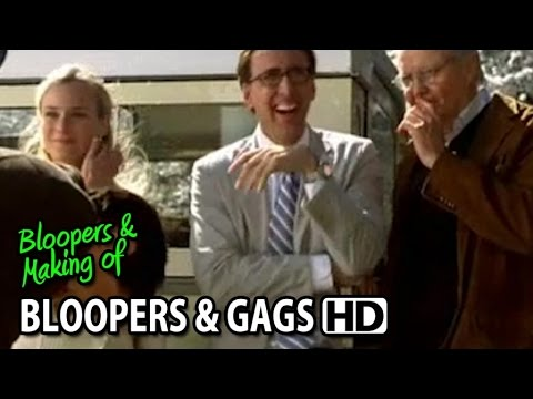 National Treasure: Book Of Secrets (2007) Bloopers, Gag Reel & Outtakes